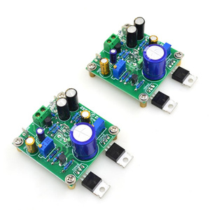 Image 4 - Lusya 2pcs Mini classical version of TIP41C JLH1969 class A Dual Channel audio Amplifier DIY/finished board 12 24VDC G2 001