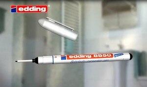 Image 3 - Germany Edding 8850 Extra Long Super Fine Tip Marker Carpenter Hole Drilling Marking Pen 1PCS