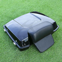 5.5 Tour Pak Pack Trunk For Harley Touring Road King Electra Glide 1997-2013 12
