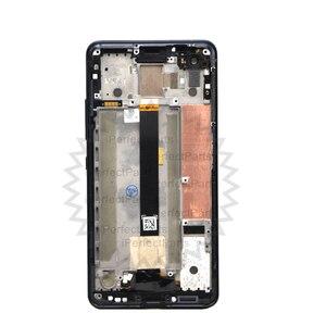"""Image 5 - 2560x1440 para 5.7 """"htc u ultra lcd screen display toque digitador assembléia peças de reposição para htc ocean note lcd + ferramentas"""