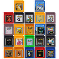 Video Game Cartridge 16 Bit Game Console Card pPoke Series the Second Collection