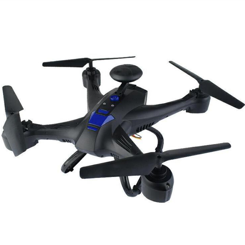 FPV RC Drone with 200W Wi-Fi Camera and GPS Return to Home Quadcopter