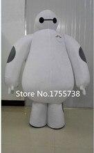 Free Shipping Customized Big Hero 6 Mascot Costume Baymax Mascot Costume Big Hero 6 Baymax Costume
