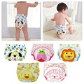 Cotton Baby Reusable Diapers Washable Cloth Diaper Cover Children Baby Nappies Baby Swim Nappy Training Pants