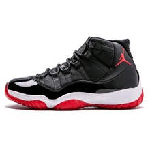 buy online a66f3 ba10a Jordan Retro 11 Man Basketball Shoes Win Like 96 University Gamma Blue Bred  High Black Athletic