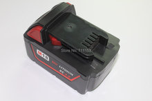 Replacement Power tooll Battery for Milwaukee 18-Volt 4.0Ah 48-11-1828 M18 XC Red Lithium High Capacity battery