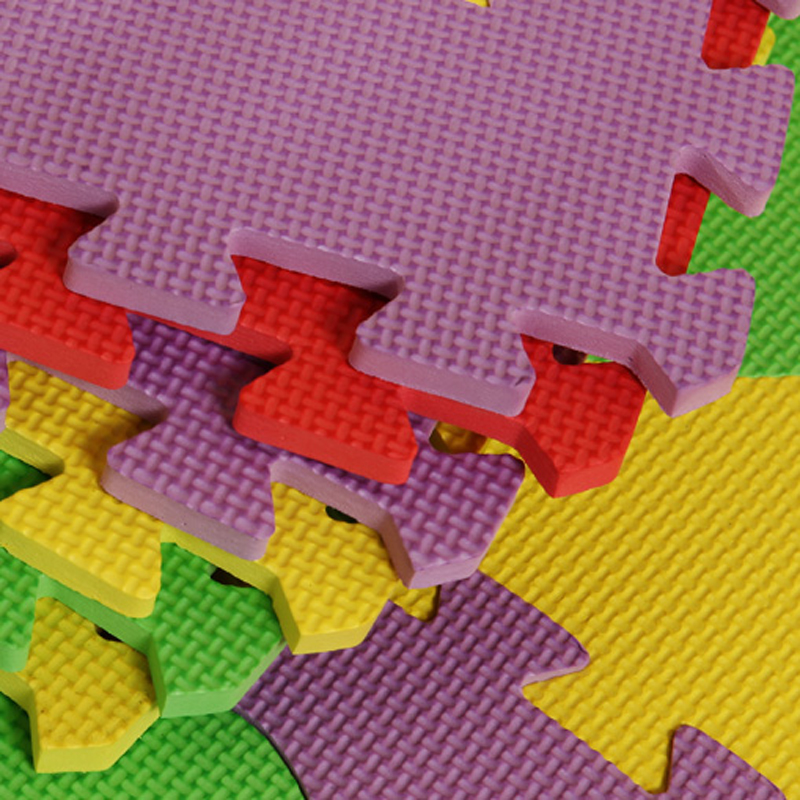 Երեխաների անվտանգ փափուկ Eva Foam Puzzle - Խաղալիքներ նորածինների համար - Լուսանկար 4