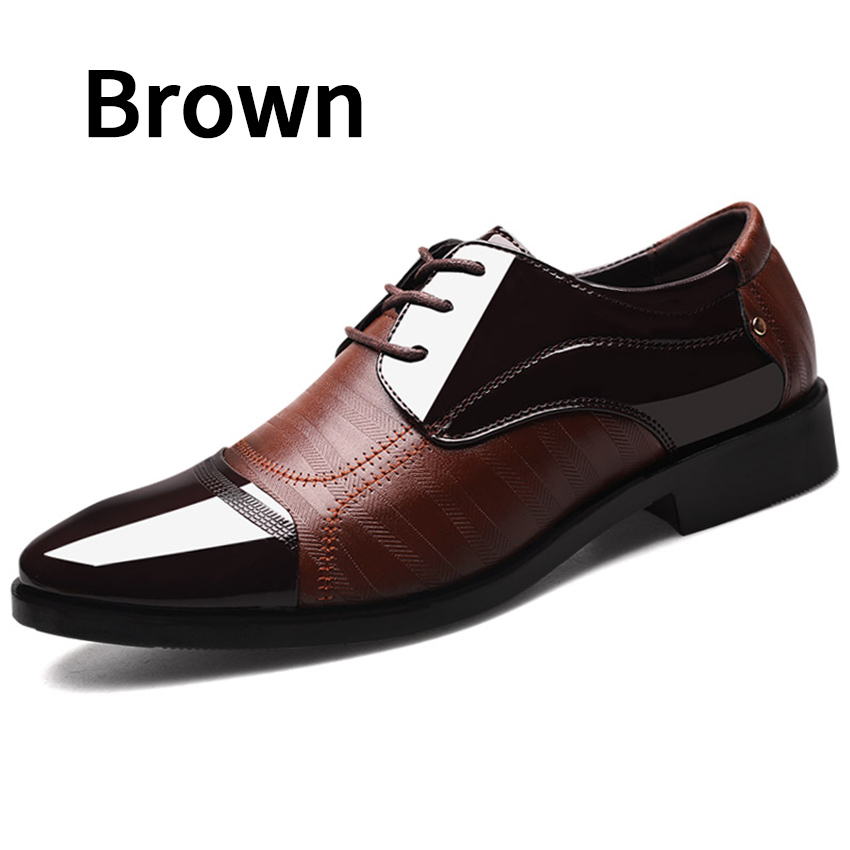 Mens Match Color Tassel Carving Hollow Out Metal Hidden Leather Brogues Shoes 19