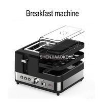 HX 5091 Multifunctional breakfast bread machine Automatic Household Toast Toaster Steamed Fried grilled Breakfast machine 220V