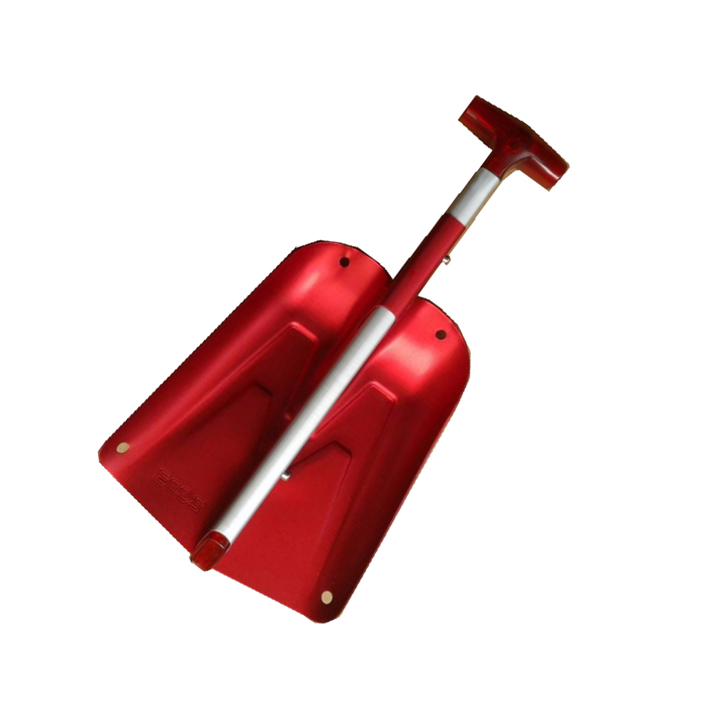multi-functional mini folding shovel survival spade emergency fishing camping GX