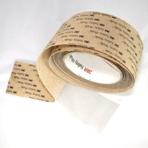3M Safety Walk Anti-Slip tape and Tread 620, Transparent, 2inX60FT biotechnology and safety assessment