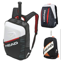 Head Tennis Racket Bag Djokovic Tenis Backpack For Men Women Squash Racquet Sports Bagpack Hold 2 Rackets Mochila Deportiva