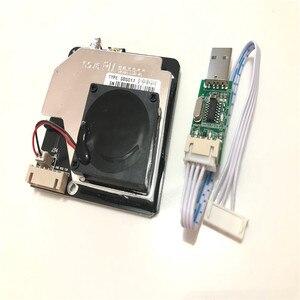 Image 2 - Capteur Nova PM SDS011 laser de haute précision pm2.5 module de capteur de détection de qualité de lair Super capteurs de poussière, sortie numérique