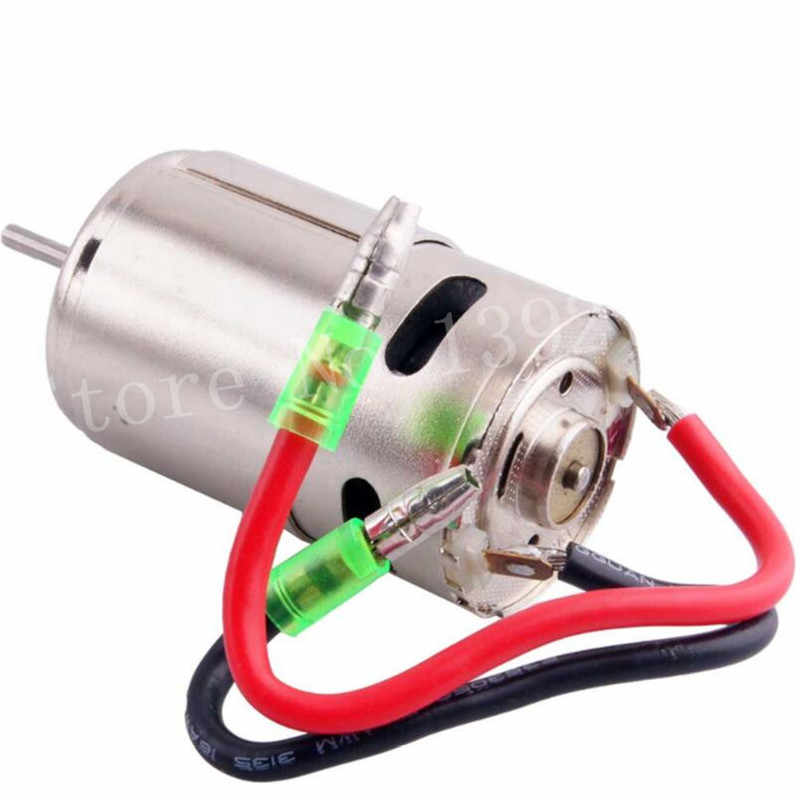 Powerful 390 Motor 28000rpm 7.4V For 1/16 1/18 Scale Models Remote Control Car RC Car Electric Engine Power 320A ESC Wltoys HSP