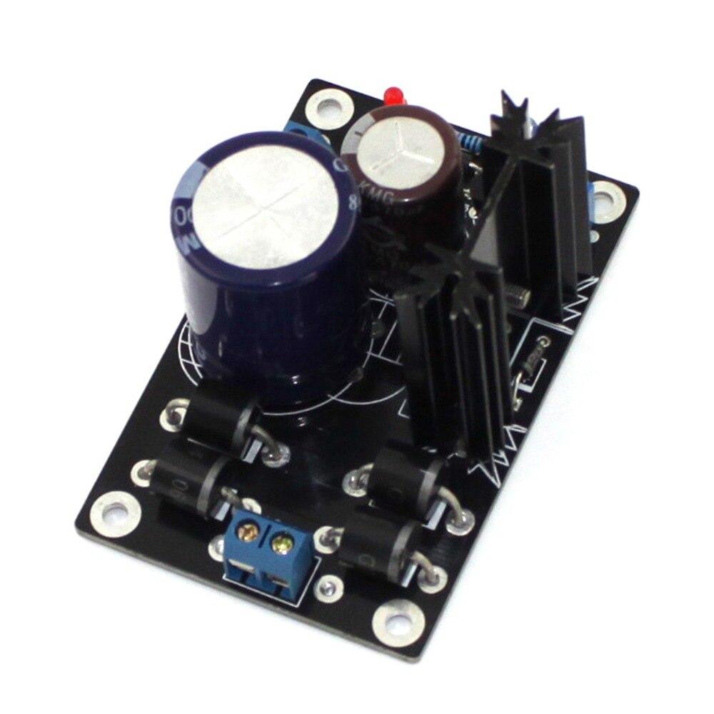 LT1083 High Power Adjustable Supply Board HIFI Linear Single Output YJ00306