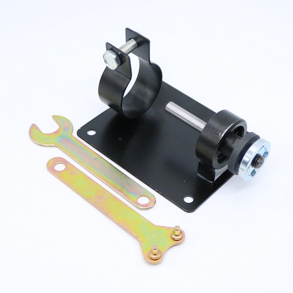 1PC Electric Drill Cutting Seat Stand Machine Bracket Spanners 40mm Drill Bit 6mm drill bit 145mm cutting diameter