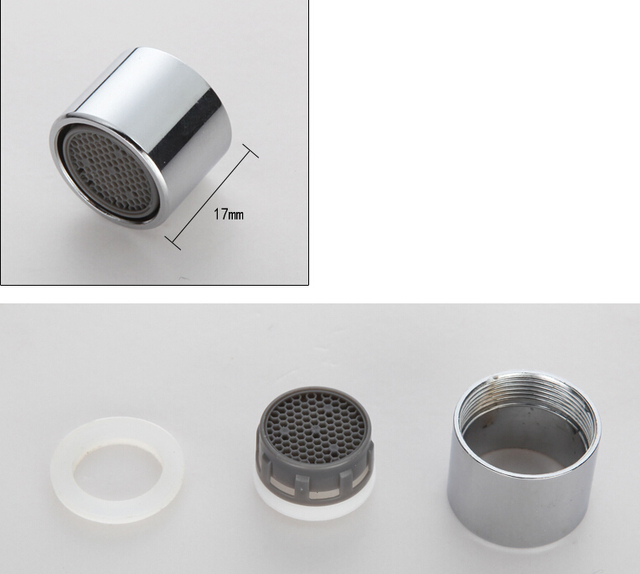 Kitchen Faucet Aerator Replacement