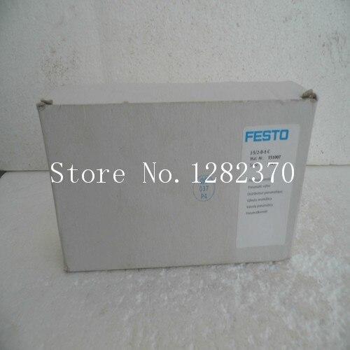 [SA] New original authentic special sales FESTO solenoid valve J-5/2-D-1-C spot 151007 [sa] new original authentic special sales festo solenoid valve vl 5 3g d 2 c spot 151848
