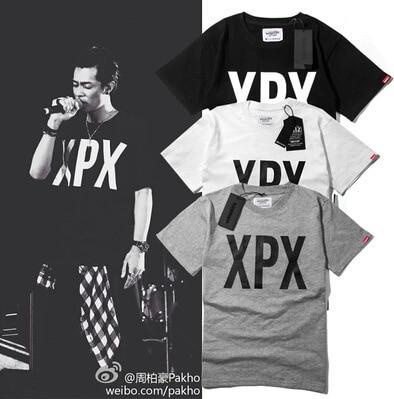 4b7c33f4916 Hot Sale Brand t shirt Men s Fashion Clothing Hippie PUNK XPX Men Tshirts  O-Neck