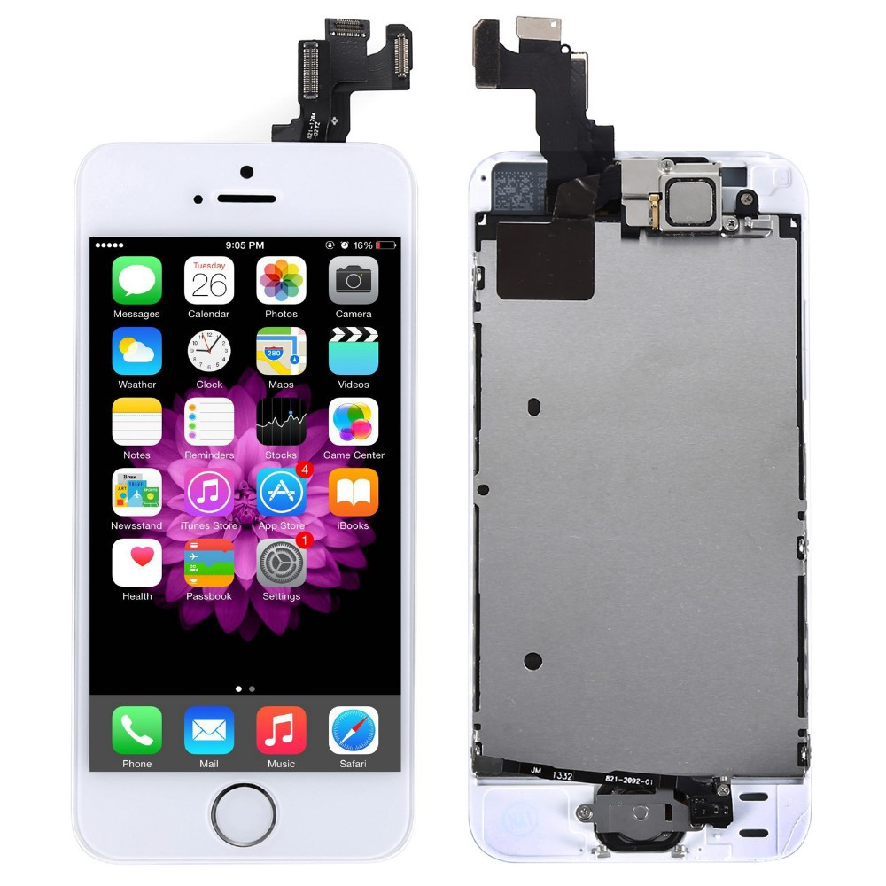 A+++ Quality No Dead Pixel Screen For iPhone 6 / 6S / 6 Plus / 6S Plus LCD Display Touch Screen Digitizer Assembly Replacement