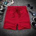 2016 New High Quality Men's Shorts Casual Cotton Leisure Short Beach Fitness Summer  Board  Shorts For Men T287