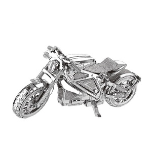 Image 5 - MMZ דגם NANYUAN 3D מתכת פאזל נקמה אופנוע אוסף פאזל 1:16 l DIY 3D לייזר לחתוך דגם פאזל צעצועי עבור למבוגרים