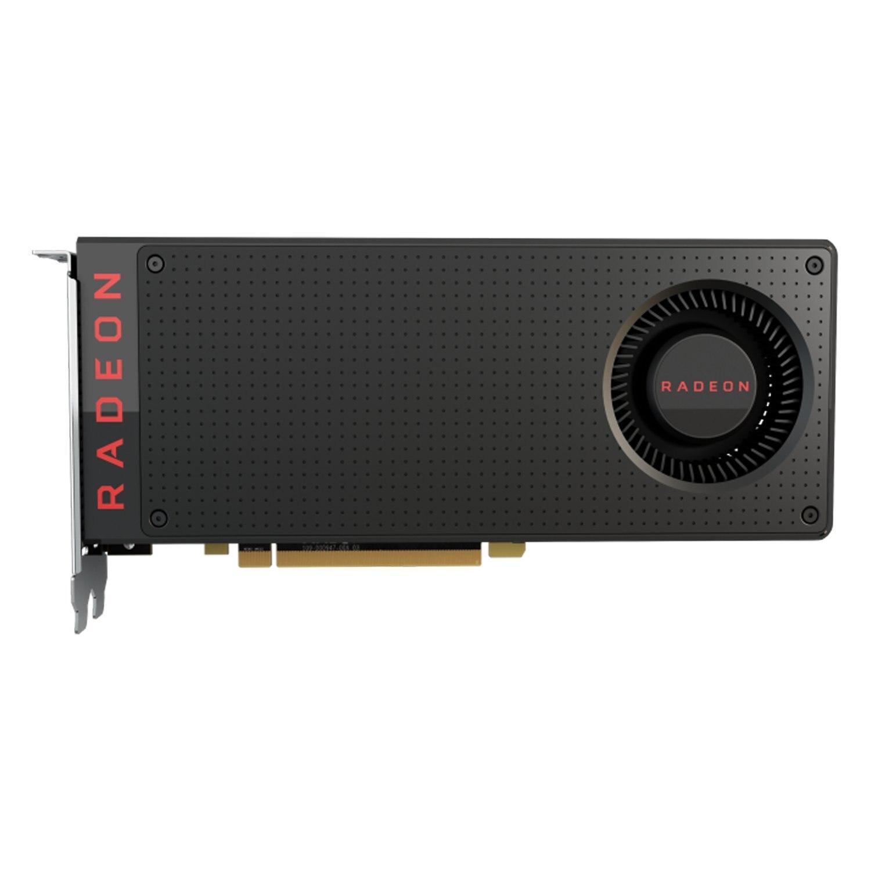 USADO, safira RX 570 Único ventilador GDDR5 4G placas gráficas 7000MHz 256bits HDMI + DP * 3 PCI-X16