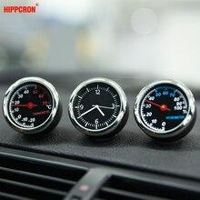 55853348487 Hippcron Carro Termômetro Digital Relógio Relógio de Ponteiro Higrômetro Ar  Condicionado Tomada Clipe Ornamento
