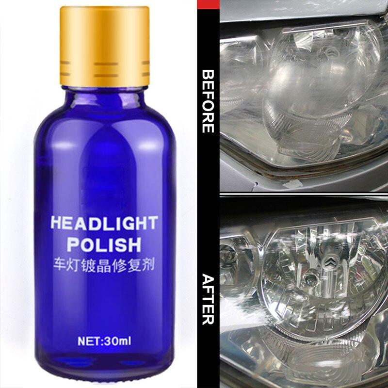 Buy liquid headlight polishing fluid - Auto interior restoration products ...