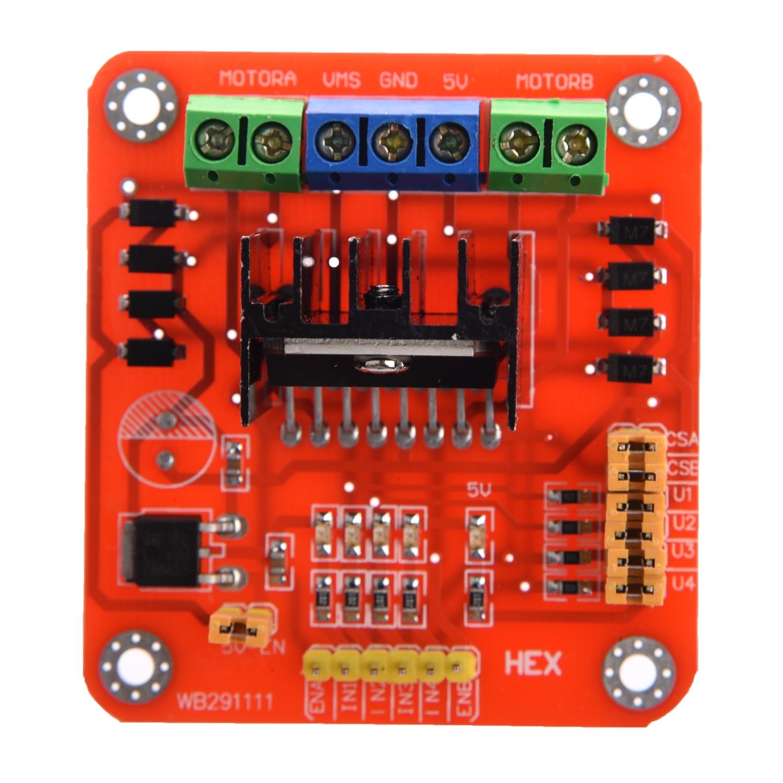 l298 h bridge circuit diagram blank rock cycle worksheet dual motor driver schematic impremedia