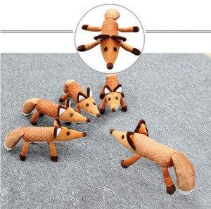 Image 5 - De Kleine Prins Fox Pluche Poppen 40 Cm Le Petit Prince Knuffel Pluche Onderwijs Speelgoed Voor Kids Baby Verjaardag/Xmas Gift