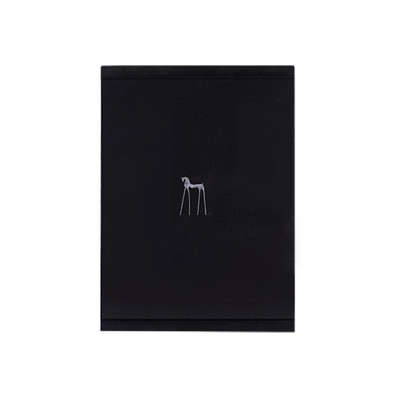 Comparación de precios Ttlife 4 unids/set negro creativo 8x10 foto ...