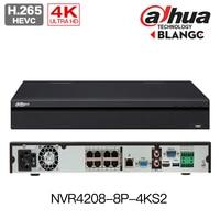 DH 4 К H.265 NVR4208 8p 4ks2 8ch POE NVR 8 канальный 1U 8 PoE Lite h265 4 К NVR4216 16p 4KS2 16ch NVR4232 16p 4ks2 32ch 16poe NVR