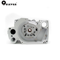 Qeleven Chainsaws Crank case Engine body Crankcase Fit For Ms660 Ms650 066 Chain Saw Parts Garden Tool Parts