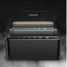 лучшая цена Mini OEM wireless touch control bluetooth speaker portable  music player Boom box sound system with Fm radio