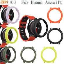 ZENHEO High Quality Fashion Slim Frame For HUAMI AMAZFIT Colorful PC Case Cover Protect Shell Smart Watch