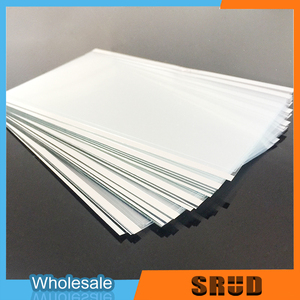 50Pcs For Samsung Galaxy w2013 W2014 w2015 w2016 w2017 Version LCD Display Screen Outer Glass OCA Glue Film