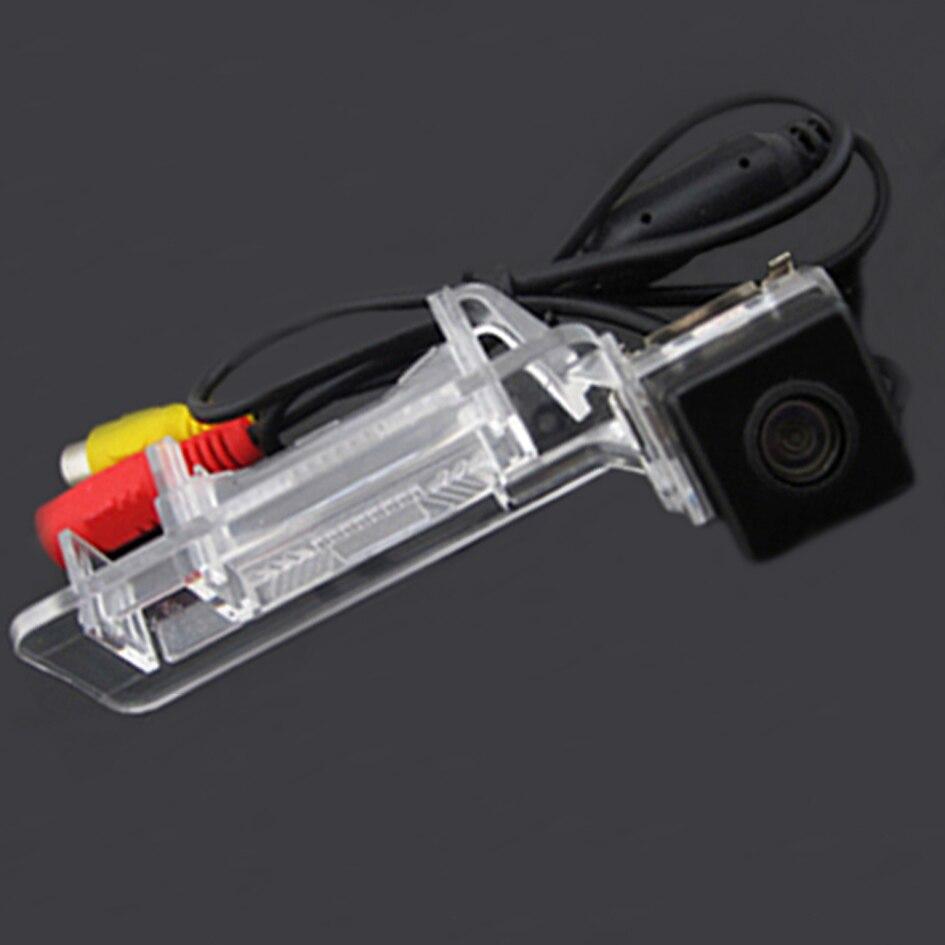 CCD HD ראיית לילה מכונית ראייה מצלמה צפה - אלקטרוניקה לרכב
