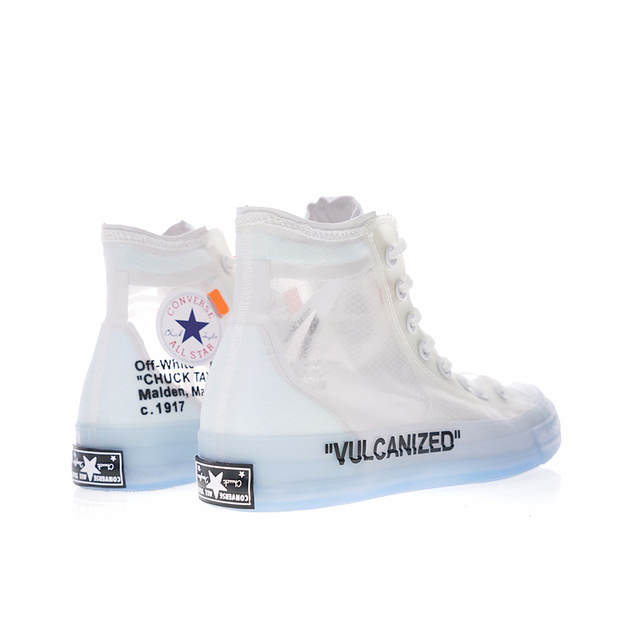 739063d8d0 Converse All Star OFF WHITE 1970s High Top Skateboarding Shoes Unisex  Canvas Anti-Slippery Sneakser