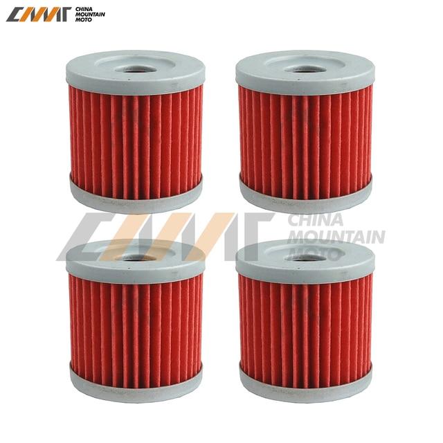 4 pcs Oil Filter case for Suzuki Z400 LTZ400 KFX400 Z LTZ KFX DRZ ...