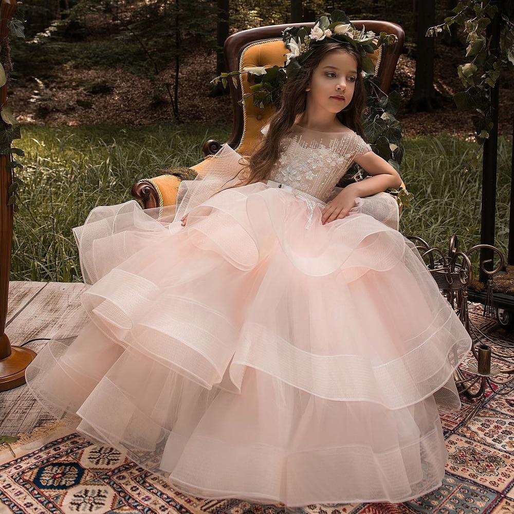 Fantastisch Mädchen Brautkleider Galerie - Brautkleider Ideen ...