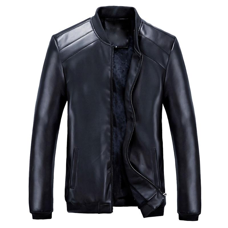 տաք վաճառք նոր տղամարդկանց կաշվե - Տղամարդկանց հագուստ - Լուսանկար 4