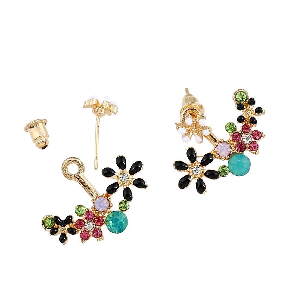 ... Delicate Simple Accessories Shiny Earring Fashion Jewelry Gift Bijoux  for Women. US   1.47  pair. Material   alloy. Color   As shown. Size   As  shown 1292f4193648