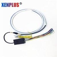 Xenplus Blue Red Yellow LED Strip Lighting Rear Trunk Tail Dynamic Streamer Brake Turn Signal Warning