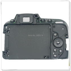 Original Rear Back cover shell For Nikon D5300 Camera Replacement Unit Repair parts