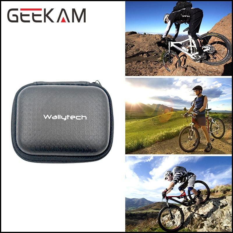GEEKAM Portable Small Size Black Bag Case For Go Sj4000 Sj5000 font b Sports b font