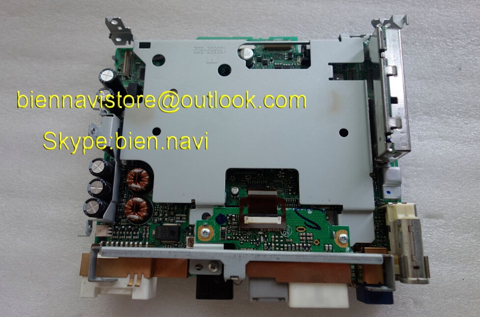 PCB Main board for Matsushita single DVD deck mechanism drive RAE3370 3142 2501 for Jaguar Toyo-ta Lexuss Navigation audio