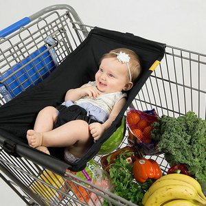 Infant Sling Outdoor Shopping