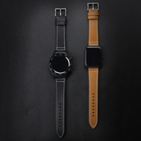 Genuine Leather 20mm Watch Band Straps For Huawei Watch 2 Sport Classic Huami Watchbands