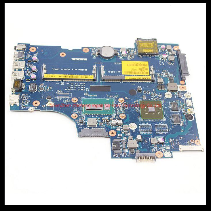 Pukido NEW 5737 motherboard LA-9983P YFK6X 0YFK6X CN-0YFK6X HD8670 I5-4200U For DELL 5537 5737 Laptop Motherboard tested 100/% work Plug Type: 5737